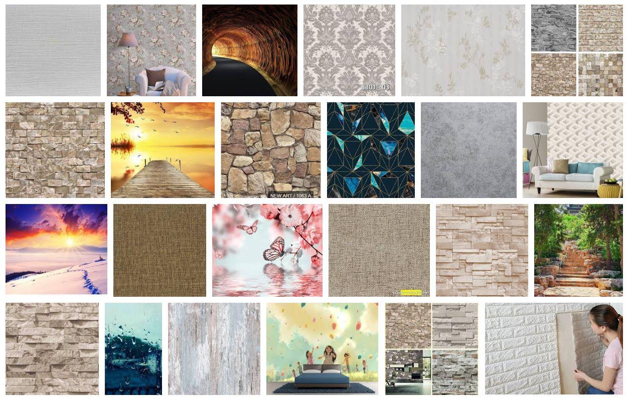 2019 Duvar Kağıdı Modelleri