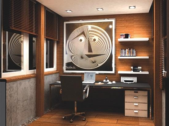 Orijinal mobilyalar modern bir tasarım yaratmaya yardımcı olacaktır.